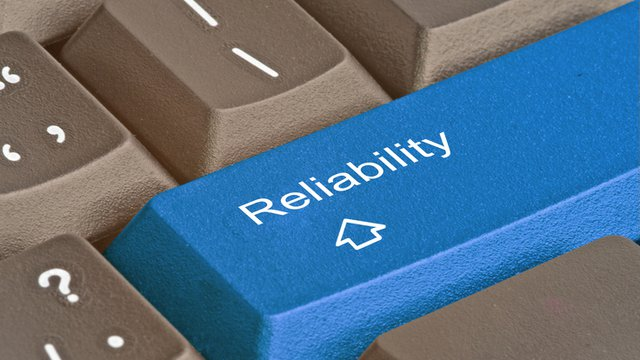 reliability image